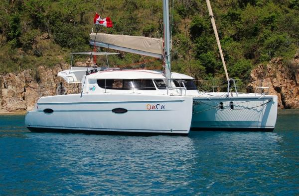 Fountaine Pajot Lipari 41 Grand Large Lipari 41