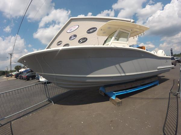 Scout Boats 275 LXF