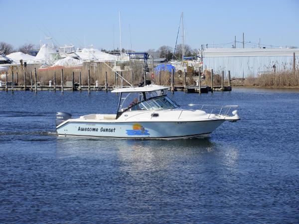 Pursuit 2570 Offshore