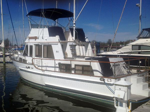 Island Gypsy Trawler Island Gypsy 36