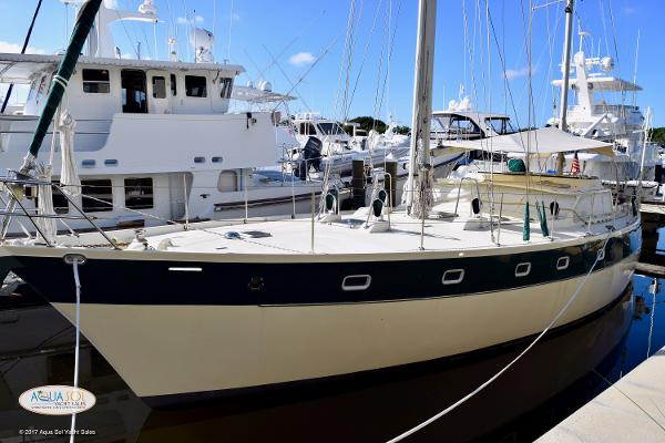Ted Brewer 50 Auxiliary Ketch
