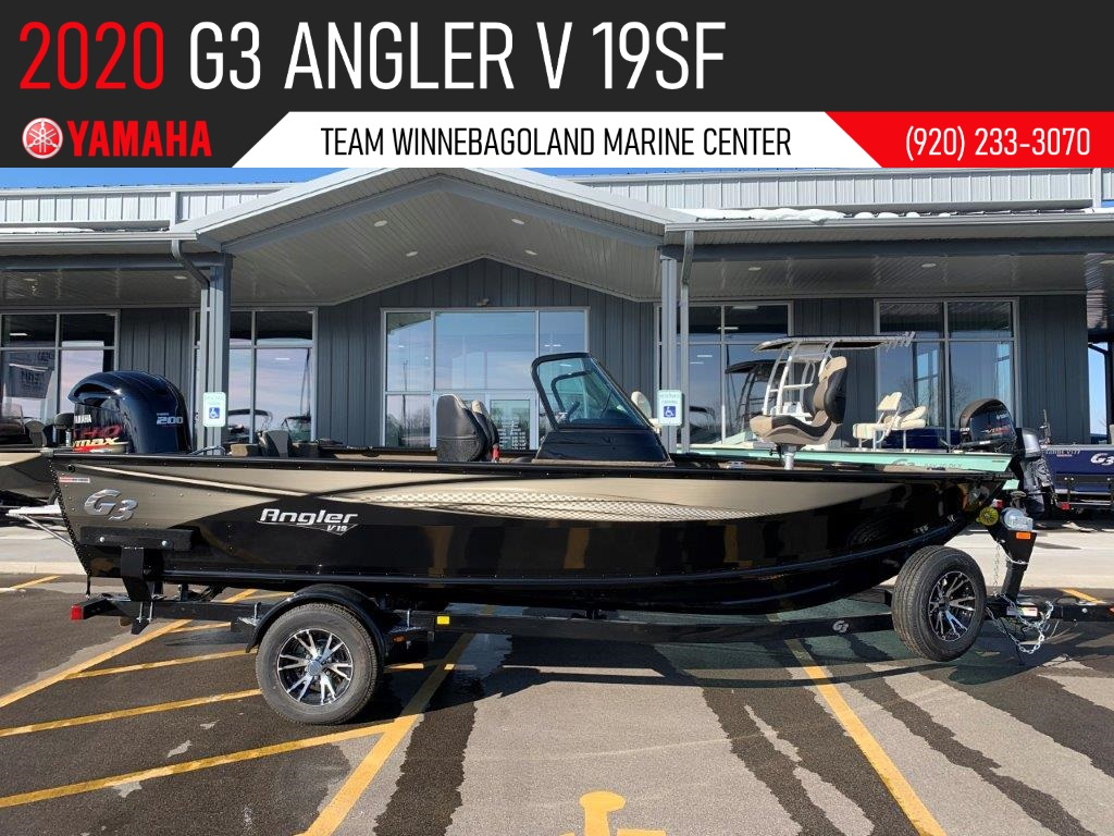 G3 Angler V19 SF
