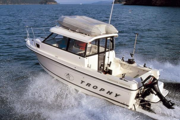 Bayliner 2359 Trophy Hardtop Manufacturer Provided Image: 2359 Trophy Hardtop