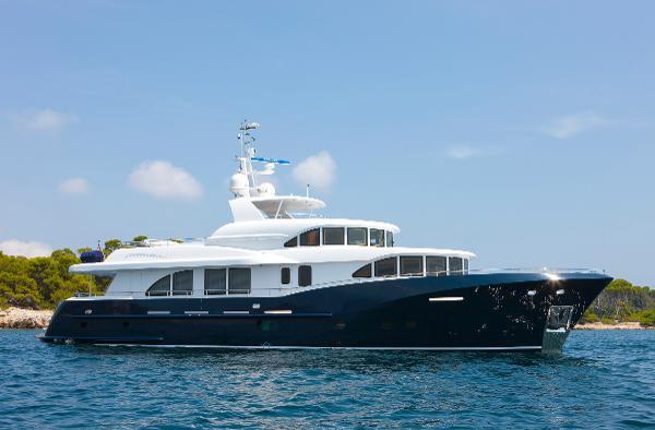 Kingship Marine Columbus 90 BELLE ISLE