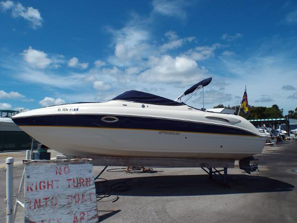Stingray 250 LR Portside Profile 1