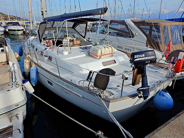 Beneteau Oceanis 42 CC DSCN0343
