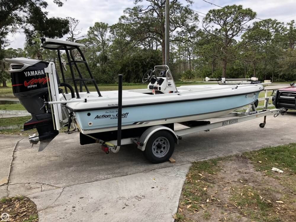 Action Craft 1890 FLATSMASTER SE 2002 Action Craft 1890 Flatsmaster SE for sale in Melbourne, FL