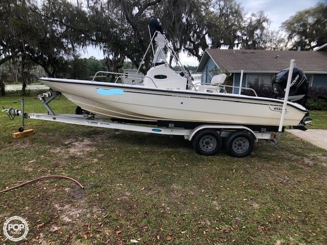 Boston Whaler 220 Dauntless 2007 Boston Whaler 220 Dauntless for sale in Hawthorne, FL