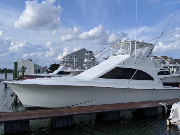 Ocean Yachts 45 Super Sport
