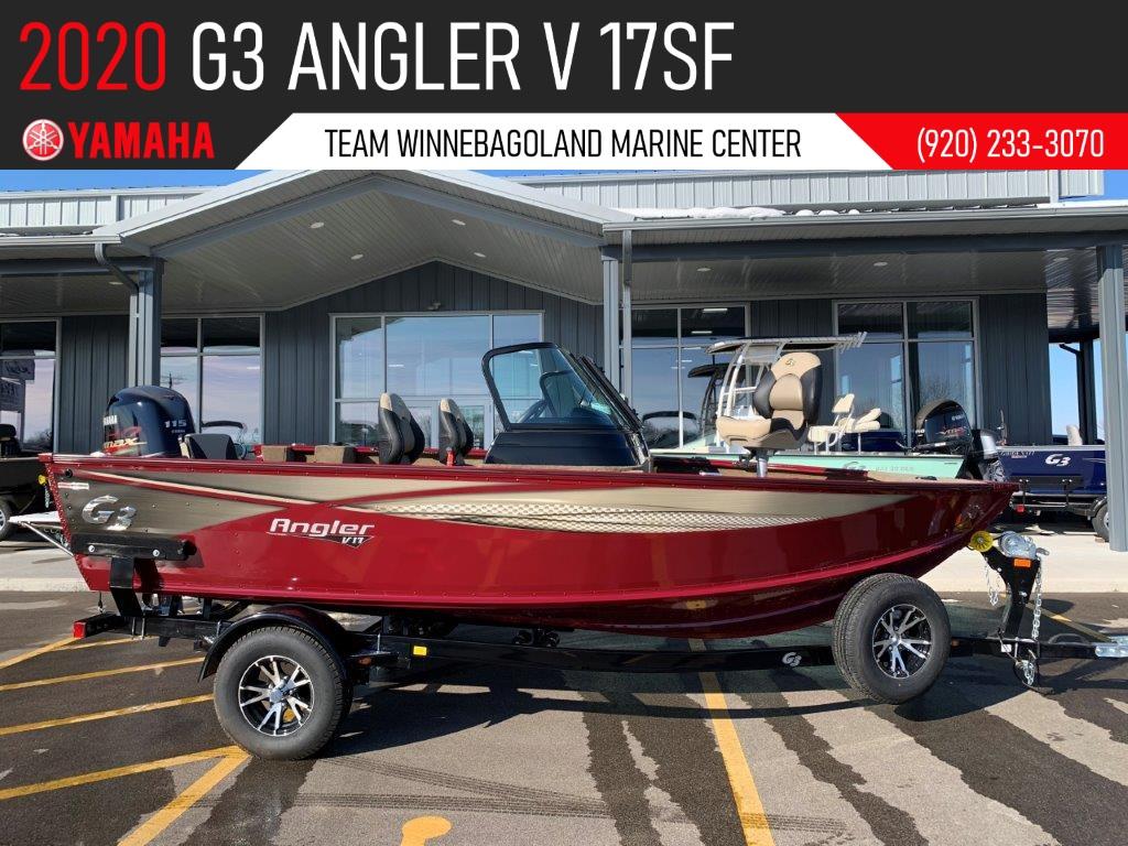 G3 Angler V17 SF