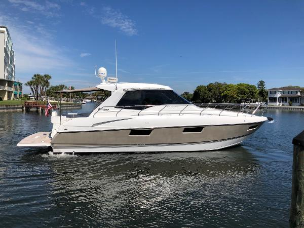 Cruisers Yachts 48 Cantius Profile