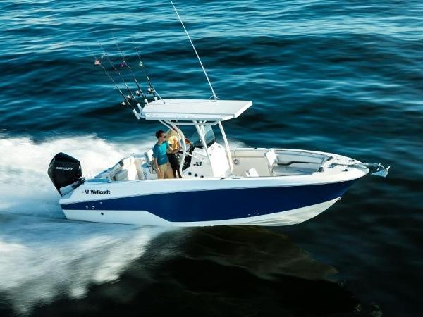 Wellcraft 242 Fisherman