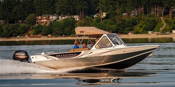 Duckworth 251 Pacific Navigator