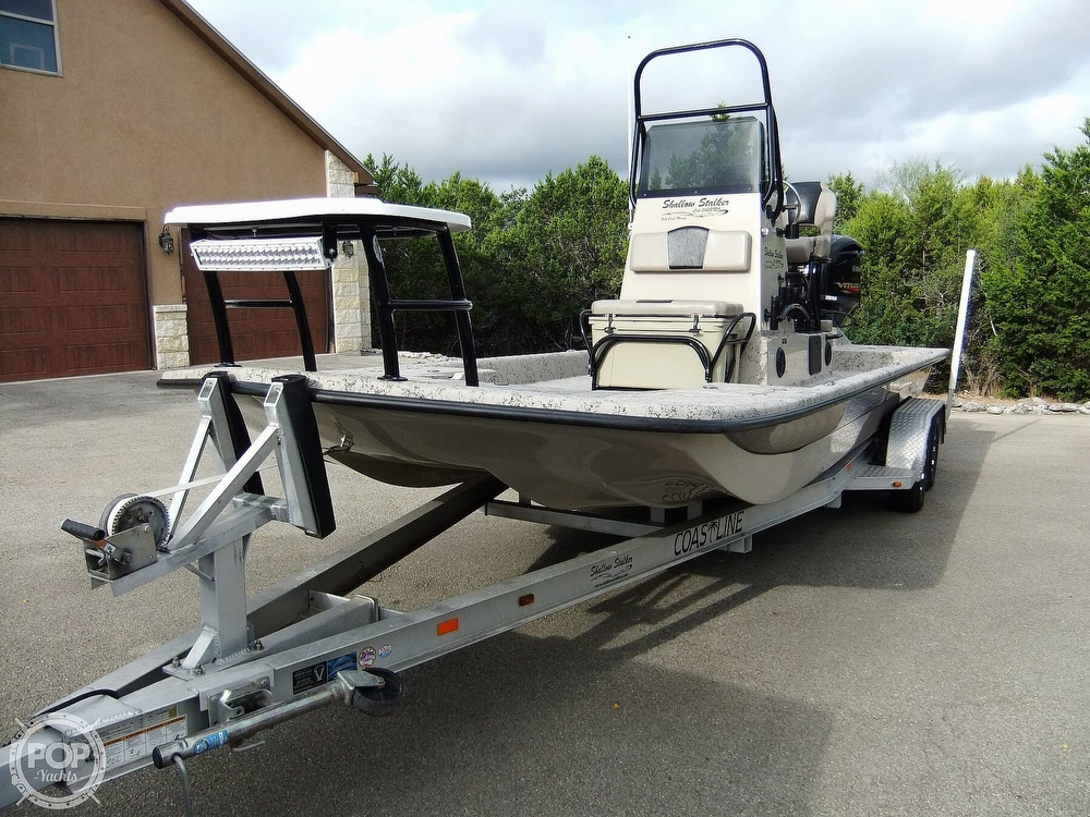 Shallow Stalker PRO 24 CAT 2016 Shallow Sport PRO 24 CAT for sale in Spring Branch, TX