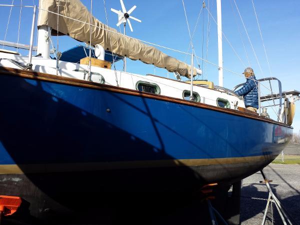Cape Dory 30 Ketch