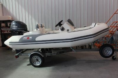 Avon Seasport 360 Deluxe NEO 40hp In Stock