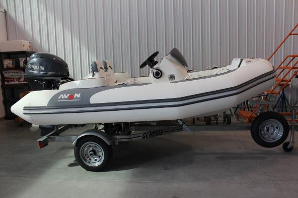 Avon Seasport 360 DL NEO 40hp In Stock