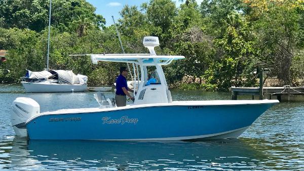 Sea Pro 239CC Profile