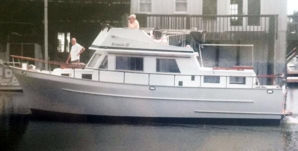 CT 35 Trawler