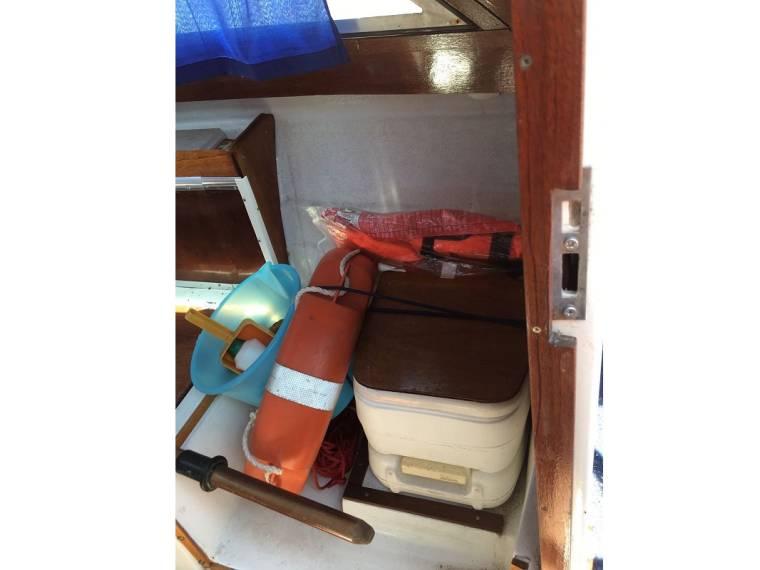 Gobbi IN TRATTATIVA  Gobbi 650 Cabin