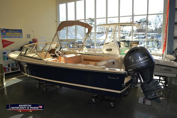 Rossiter R20 Coastal Cruiser