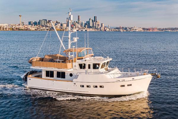 """Selene 47 Ocean Trawler Selene 47 """"Moonstruck"""""""