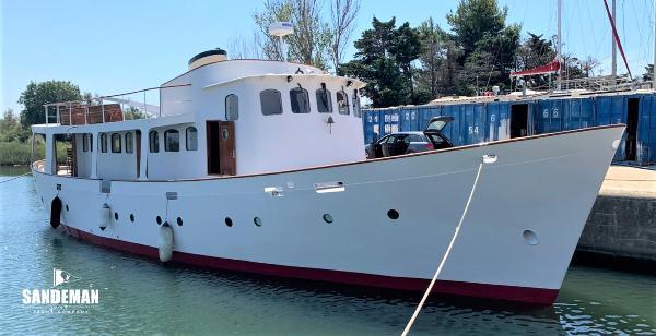 Custom Watson Twin Screw Motor Yacht