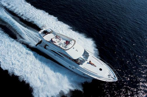 Princess 61 Manufacturer Provided Image: Princess 61