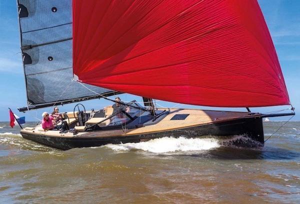 Saffier SE 33 UD Under way