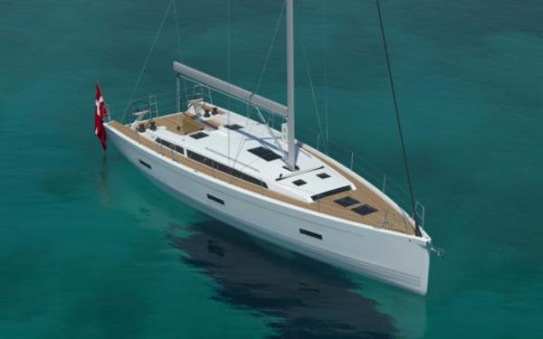 X-Yachts 4.9