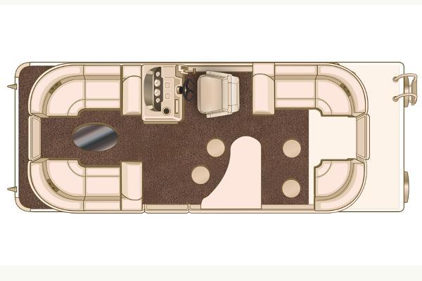 Sylvan Mirage Cruise 8524 LZ PB