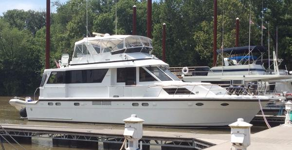 Jefferson Marquessa 56 Extended Deckhouse