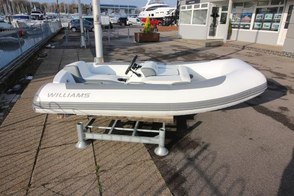 Williams Jet Tenders Minijet 280 Williams Jet Tenders Minijet 280 For Sale