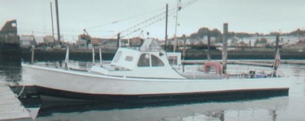 EX USCG Utility/Tow Boat 1952 EX USCG Utility/Tow Boat