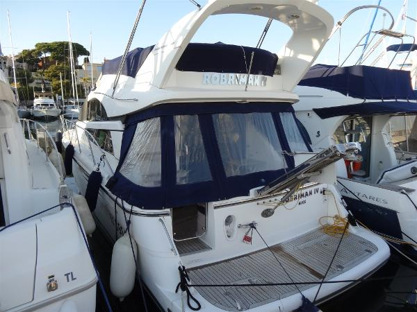 Fairline Phantom 40 DSC03860
