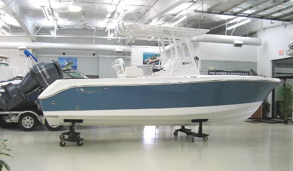 Edgewater 245 Cc Sister Ship