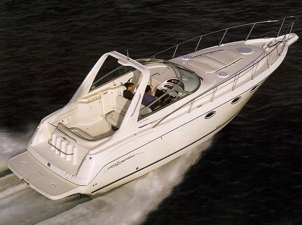 Monterey 322 Cruiser Manufacturer Provided Image: 322 Cruiser