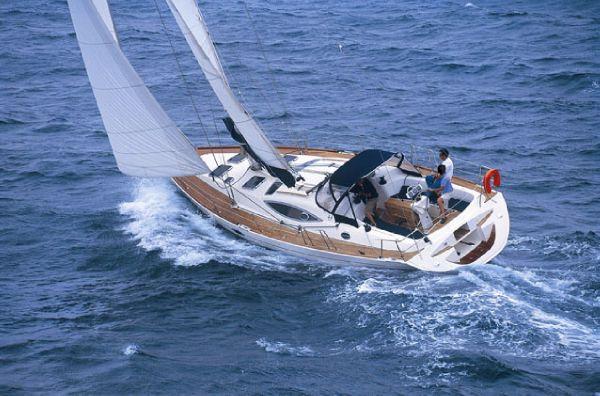 Feeling 44 Sailing