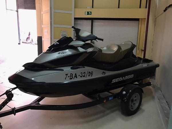 Sea-Doo 255 RXT
