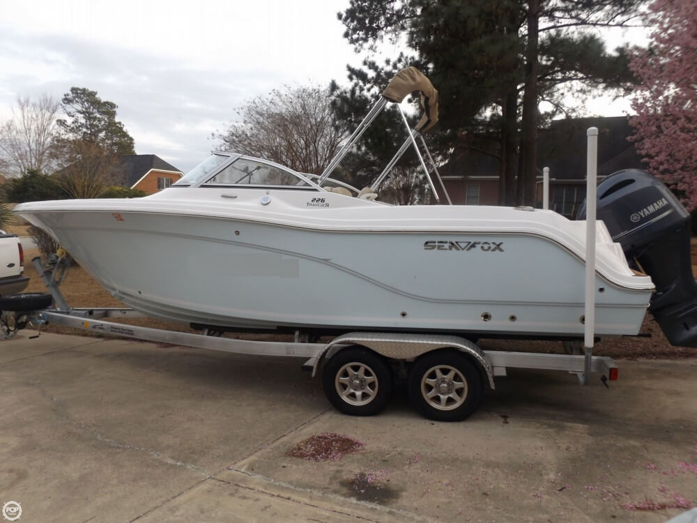 Sea Fox 226 Traveler 2016 Sea Fox 226 Traveler for sale in Lexington, SC