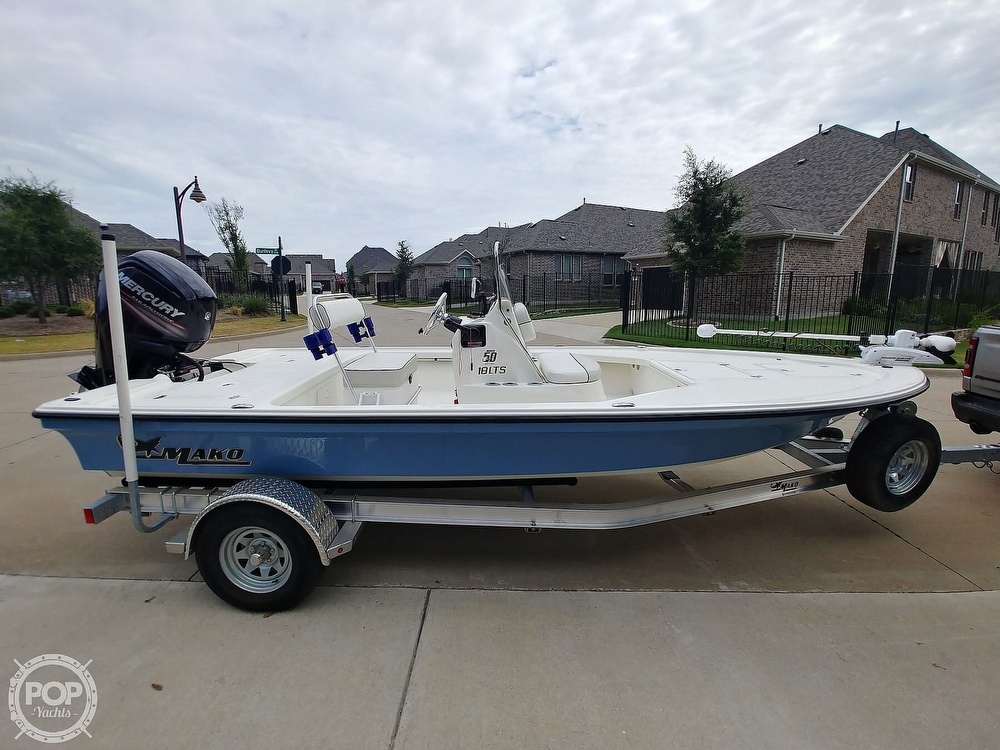 Mako 18 LTS 2017 Mako 18 LTS for sale in McKinney, TX