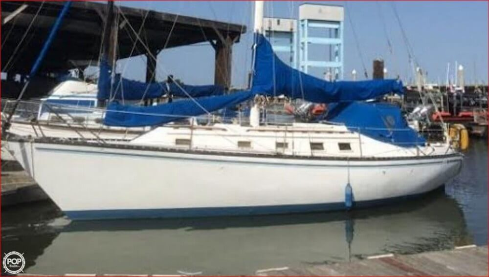 Hunter 37 Cherubini 1982 Hunter 37 Cherubini for sale in Vallejo, CA