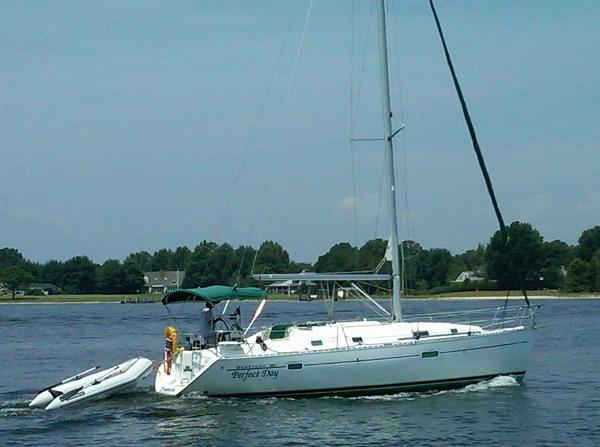 Beneteau 361 Beneteau 361 - Perfect Day