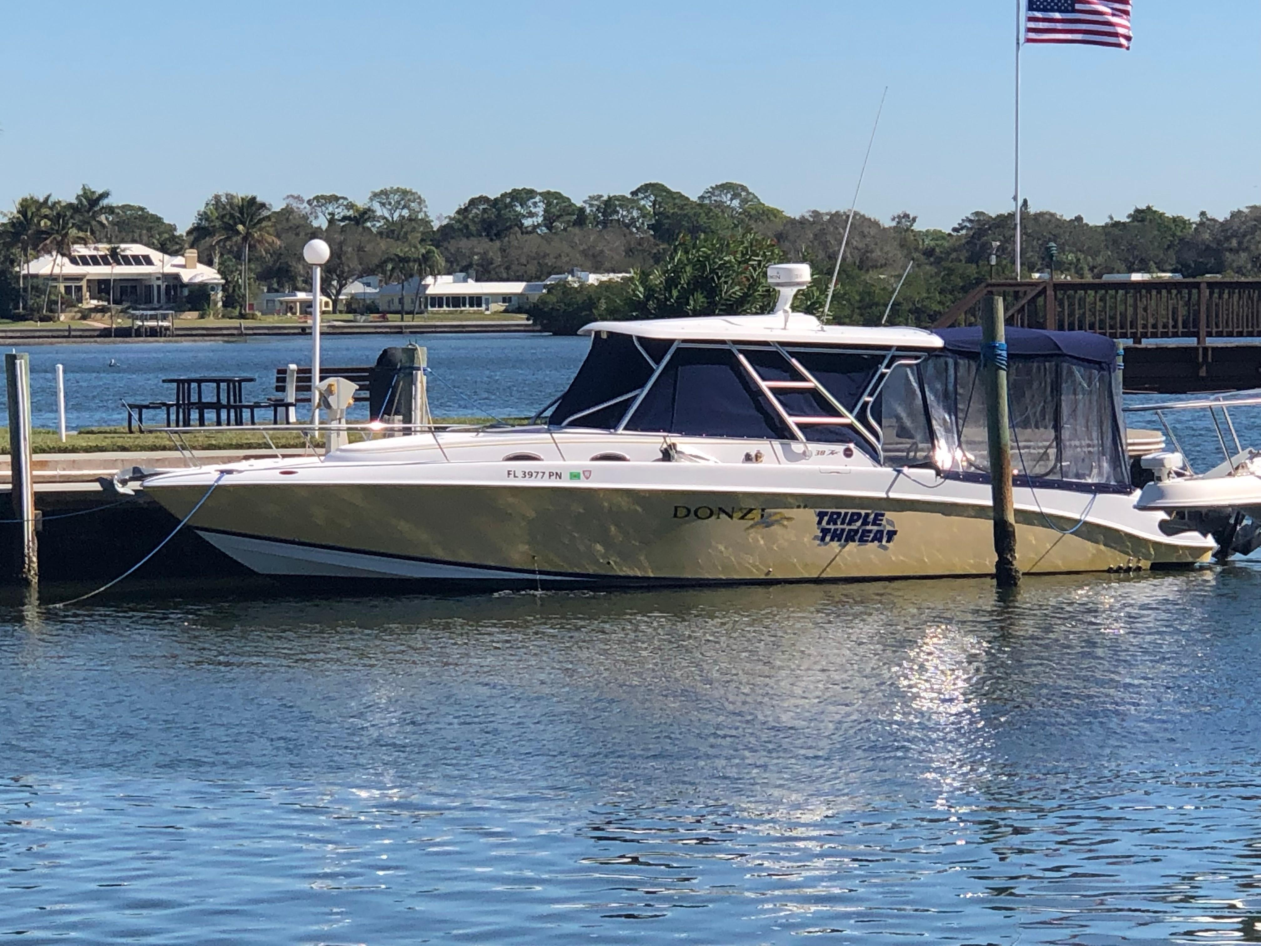 2004 Donzi 38 ZF Cuddy, Sarasota United States - boats com