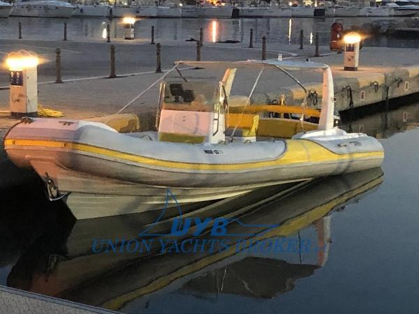 Custom Marco Marine Costruzioni 23 001