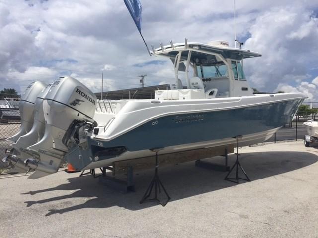 Everglades Boats 350 Cc