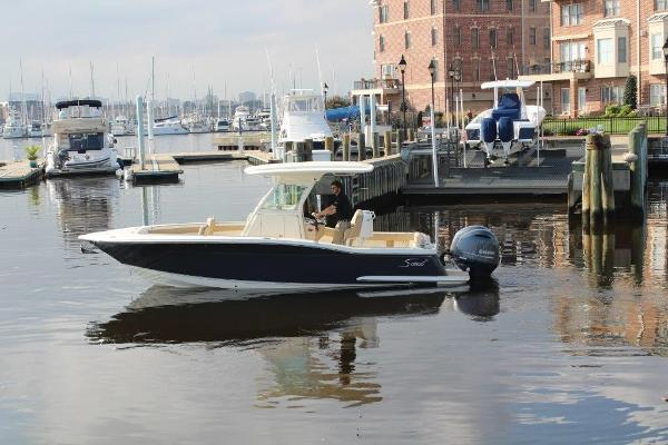 Scout Boats 255 LXF