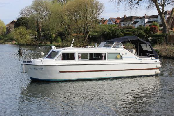 Viking Canal And River Cruiser Boats For Sale  Boatscom