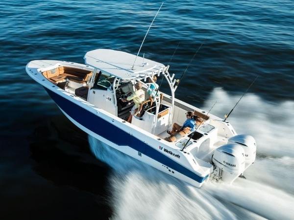 Wellcraft 302 FISH