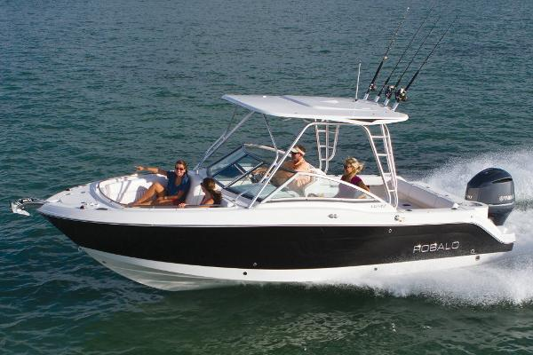 Robalo R247 Dual Console Manufacturer Provided Image